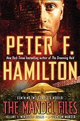 The Mandel Files, Volume 1: Mindstar Rising & A Quantum Murder (Greg Mandel)