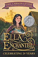 "This beloved Newbery Honor-winning story about a feisty heroine is sure to enchant readers new and old. At her birth, Ella of Frell receives a foolish fairy's gift—the ""gift"" of obedience. Ella must obey any order, whether it's to hop on one ..."