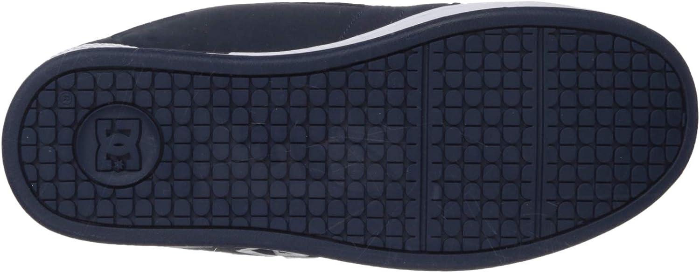 Dc Shoes Net Se, Sneakers Basses Homme Blue