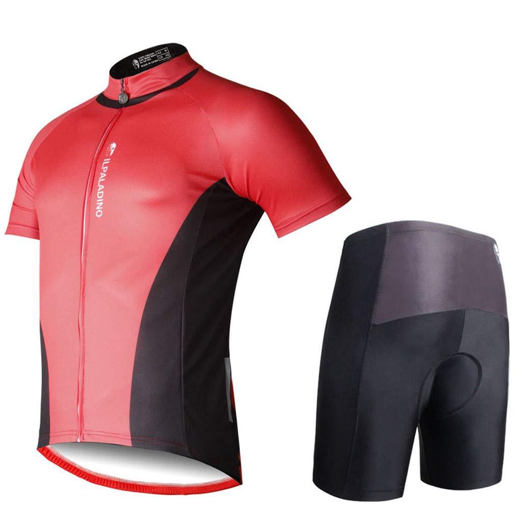 Medium STEAM PANDA Costume de vélo à Manches Courtes pour Homme S