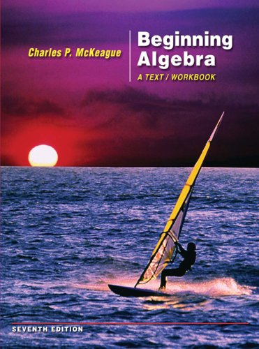 Beginning Algebra: A Text/Workbook (with Digital Video Companion and CengageNOW Printed Access Card) (Available 2010 Tit