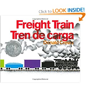 Freight Train/Tren de carga (Spanish Edition) Donald Crews