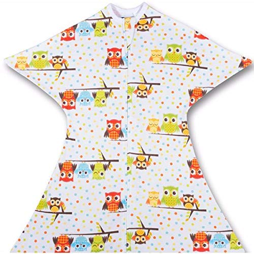 Hootie Hoo Swaddle Transition Zipadee-Zip Medium 6-12 Months (18-26 lbs, 29-33 inches)]()