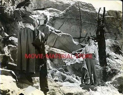 Gary Cooper Ingrid Bergman For Whom The Bell Tolls Original 7x9