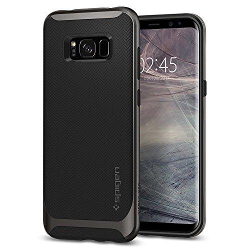 Spigen Galaxy S8 Funda, Neo Hybrid - Protección Interna Flexible y Marco de Parachoques para Samsung Galaxy S8 (2017) -...