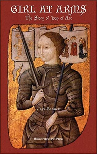 Girl At Arms by Jaye Bennett (2014-08-02)
