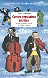 Contes populaires yiddish par Leyb Cahan Yehuda