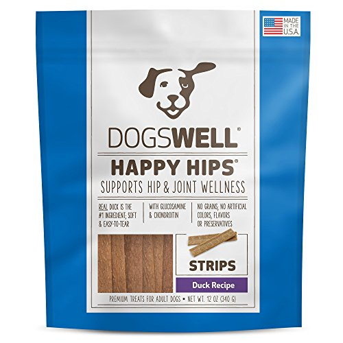 Dogswell Happy Hips Duck