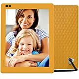Nixplay Seed 10 WiFi Digital Photo Frame - Mango