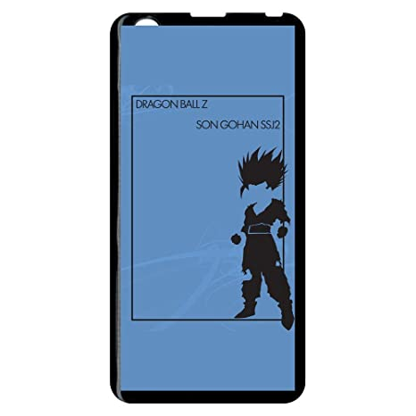 Carcasa Lenovo A6000 Dragon Ball Z Son Gohan ssj2: Amazon.es ...