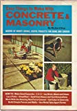 Easy Things to Make with Concrete and Masonry, Richard Day, 0668026987