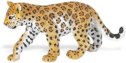 Wild Safari Wildlife Jaguar Safari Ltd Animal Educational Kids Toy Figure