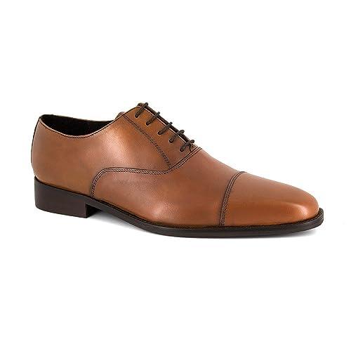 8c5aadd1b77 Pierre Cardin - Zapatos de Cordones de Otra Piel Hombre