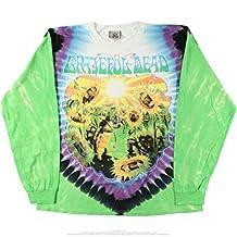 Men's Grateful Dead Sunflower Terrapin Long Sleeve T-Shirt