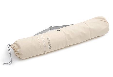 Amazon.com: Yogistar Sac pour Tapis de yoga color beige ...