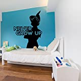 Wall Decal Sticker Bedroom hip hop street dance music melody kids teeneger room 087b