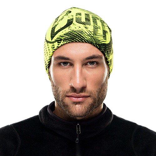 Amazon.com   Buff Microfibre and Polar Hat - One - Black   Sports   Outdoors 7e75cb3c6e66
