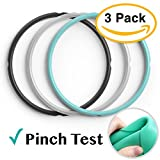 Instant Pot Sealing Ring for 6 Qt - Non-rubber Replacement Silicone Seal for 6 Quart Instapot Pressure Cooker - Insta Pot Accessories Fit for 6QT