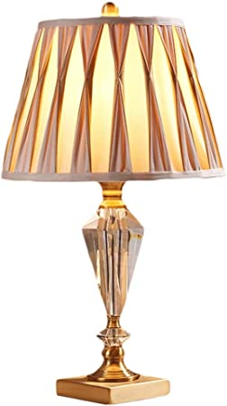 Lampe de table Américain Moderne Minimaliste en Cristal ...
