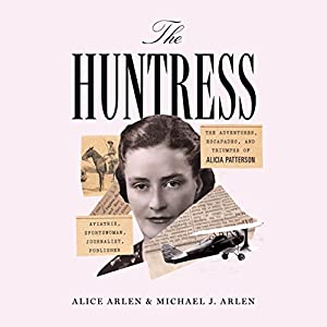 The Huntress Audiobook