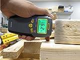 General Tools MMD4E Digital Moisture Meter, Water