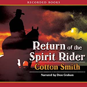 Return of the Spirit Rider Audiobook