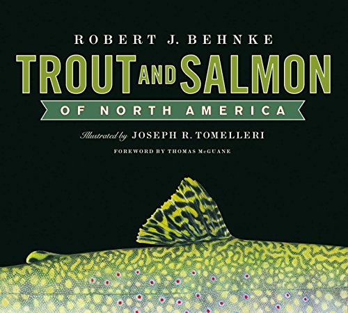 Trout and Salmon of North America (Save America Now)