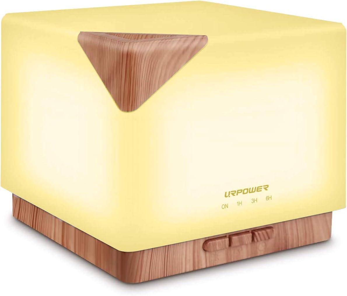 URPOWER Square Aromatherapy