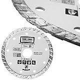 "Neiko 7"" Diamond Blade Wet / Dry Turbo for Circular, or Wet Tile Saw Tools"