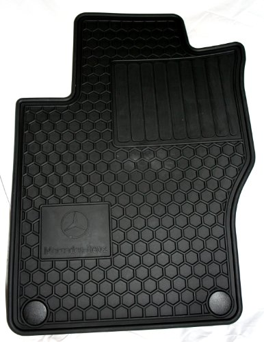 Genuine Mercedes-Benz Q6680686 - Rubber Floor Mats