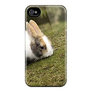 Faddish Phone Greatest Bunny Case For Iphone 4/4s / Perfect Case Cover