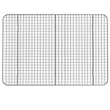 Stainless Steel Cooling Rack - 10 Inches X 15 Inches Heavy Duty, Commercial, Metal Wire Grid Rack