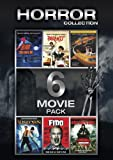 Horror Collection (Blood Diner/ Parents/ Earth Girls Are Easy/ Sundown/ FIDO/ Boy Eats Girl)