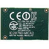 Rinbers® Wifi Card PCB Board for Nintendo Wii U IC: 2878D-MICA2 MIC A2 Bluetooth WIFI Module