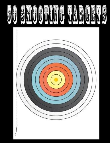 50 Shooting Targets 8.5