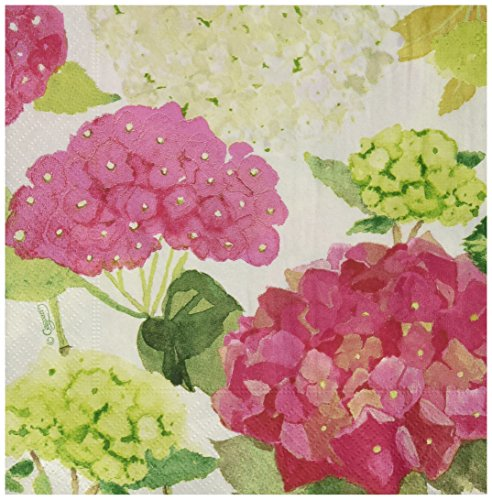 Entertaining with Caspari Endless Summer Luncheon Napkins, Pack of 20