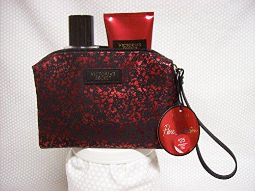 Victoria's Secret Pure Seduction Gift Set, Wristlet, Lotion and ()