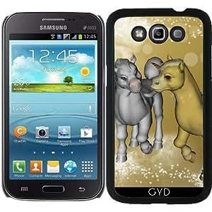 Funda para Samsung Galaxy Win GT-I8552 - Caballos De Dibujos Animados Divertidos by nicky2342