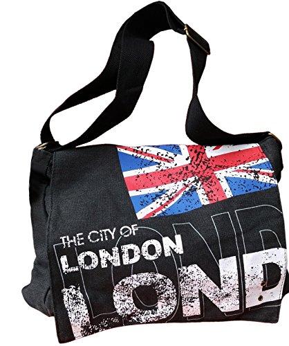 Ruth Union Souvenirs Jack Bag London Black Robin London qxTwt1YEn