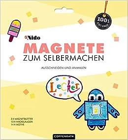 Sonstige Spielzeug-Artikel Magnete selber machen Mit Glitzerfolie Stück 100% selbst gemacht Deutsch 2019