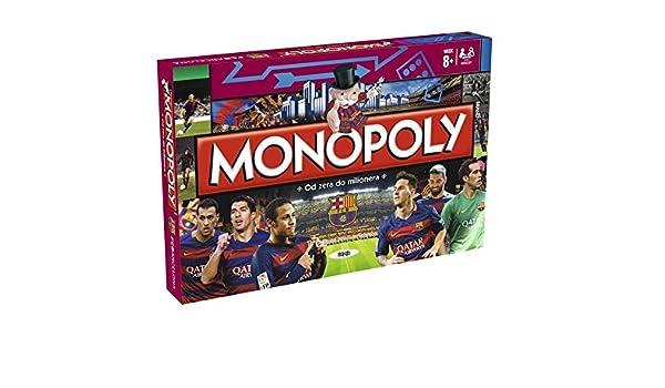 Monopoly FC Barcelona: Amazon.es: Libros en idiomas extranjeros