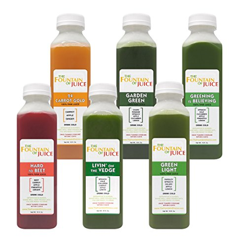 juices from the raw - 6