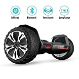Best Off Road Hoverboards - GYROOR Warrior Off Road Hoverboard with Unique Design Review