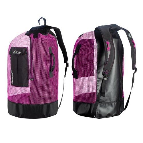 XS Scuba Seaside Deluxe Mesh Bag - Pink ()
