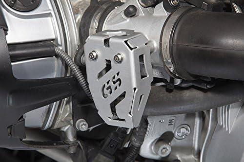 04-12 argento Protezione valvola a farfalla BMW R1200GS//Adv