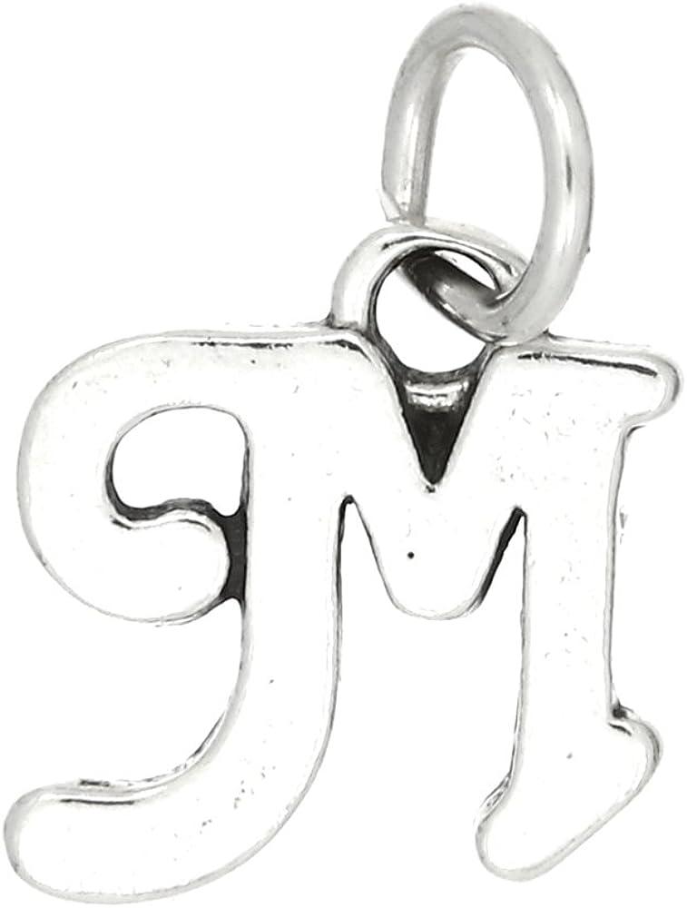 DiamondJewelryNY Sterling Silver 19x9mm Fish Pendant with Cross