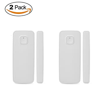 Amazon.com : Wireless Door Window Sensor, DZX WiFi Home ...
