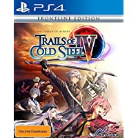 The Legend of Heroes: Trails of Cold Steel IV Frontline Edition - PlayStation 4