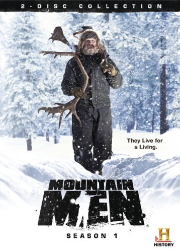 Mountain Men: Season 1 [DVD] by A&E Home Video