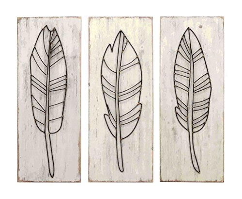 Feather Motif - 8